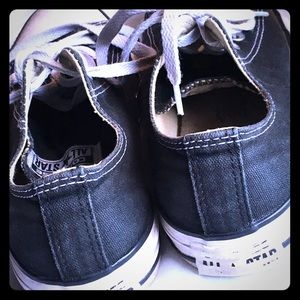CONVERSE Sneakers UNISEX Black